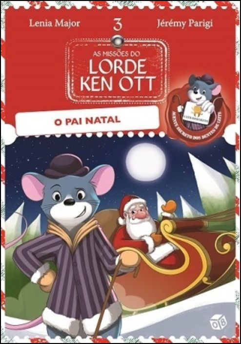 As Missões de Lorde Ken Ott - O Pai Natal