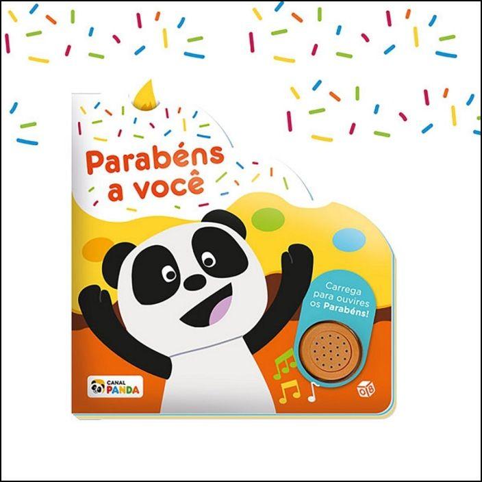 Panda - Parabéns a Você