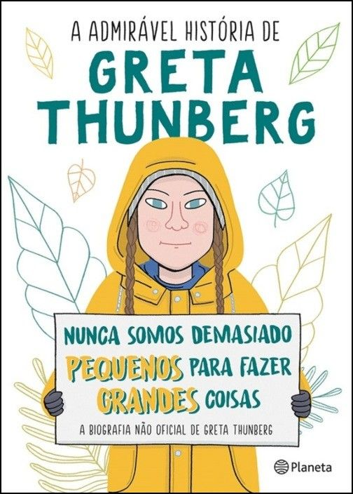 A Admirável História de Greta Thunberg