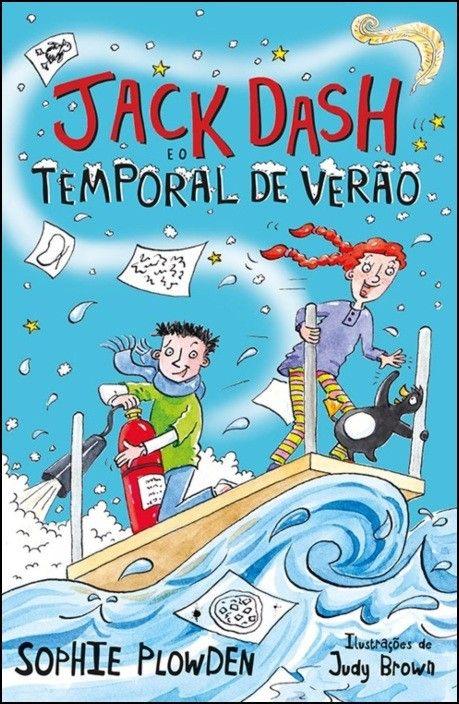 Jack Dash e o Temporal de Verão