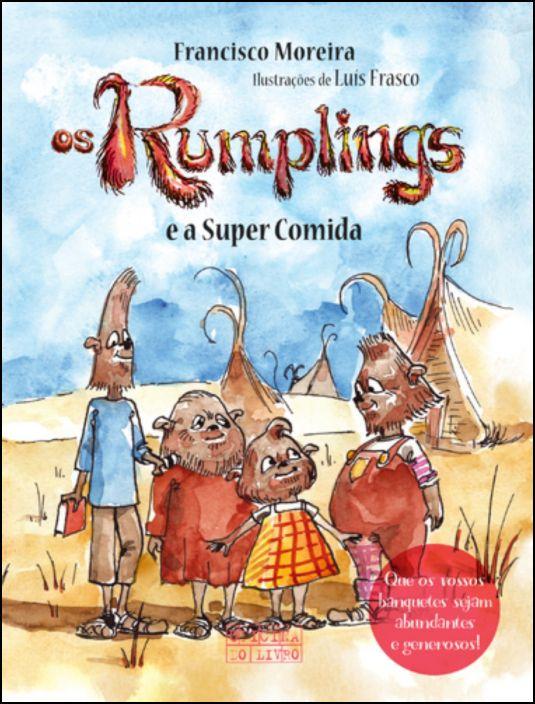 Os Rumplings e a Super Comida