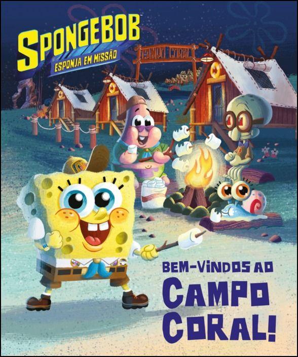 Spongebob, Esponja em Missão - Bem-Vindos ao Campo Coral