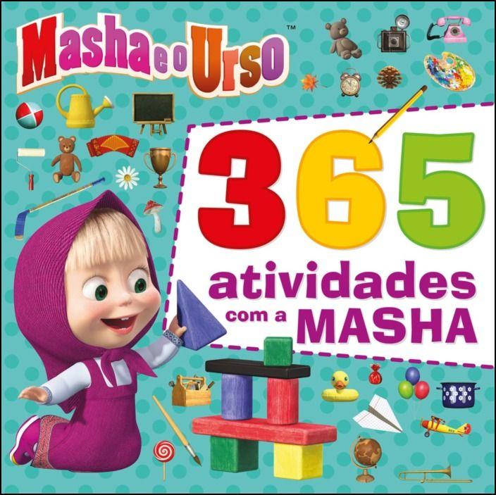 365 Atividades com a Masha