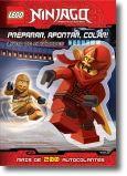 Lego Ninjago: Preparar, Apontar, Colar!