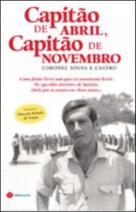 Capitão de Abril, Capitão de Novembro