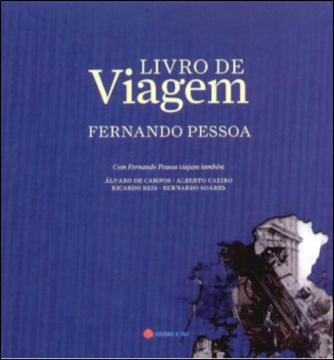 Livro de Viagem: Fernando Pessoa