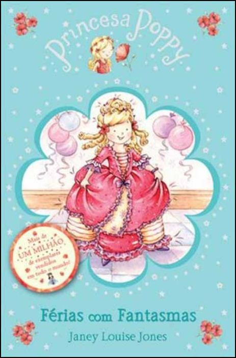 Princesa Poppy - Férias Com Fantasmas