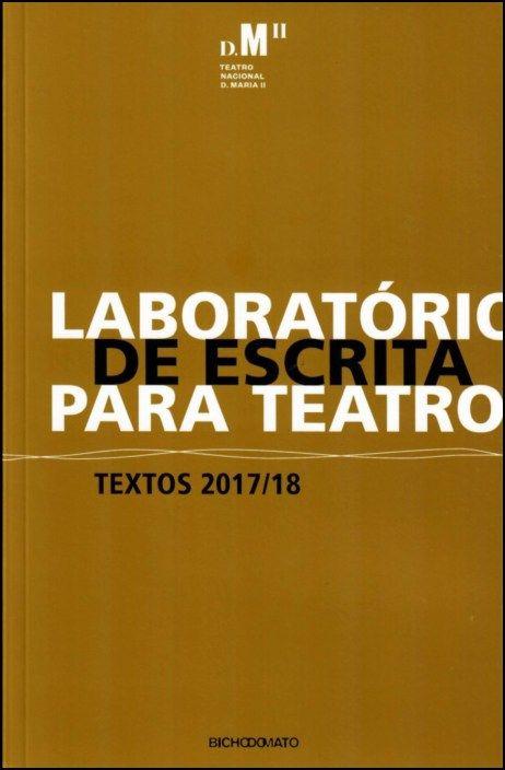 Laboratório de Escrita para o Teatro 2017/18