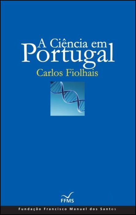 A Ciência em Portugal (Cartonado)