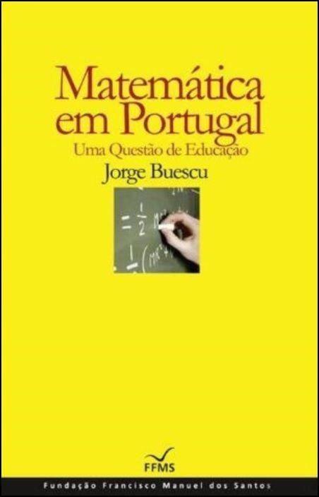 Matemática em Portugal - Uma questão de Educação