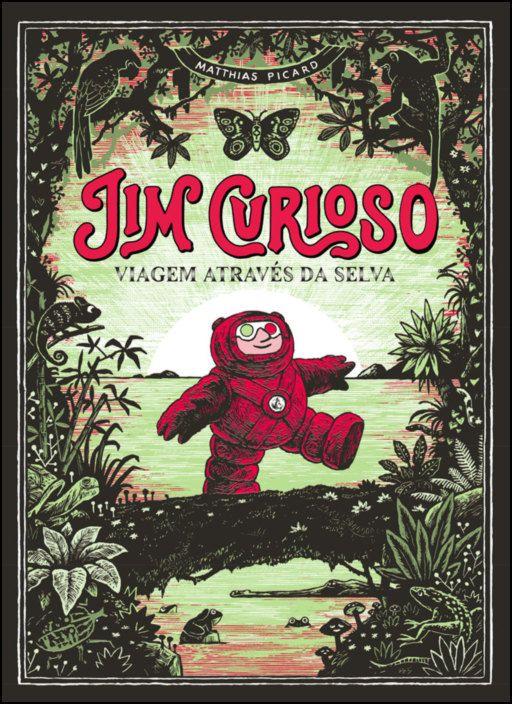 Jim Curioso - Viagem através da Selva