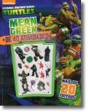 As Tartarugas Ninja- Mean Green
