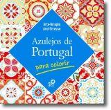Azulejos de Portugal para Colorir