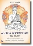 Agenda Inspiracional para Colorir - Buda