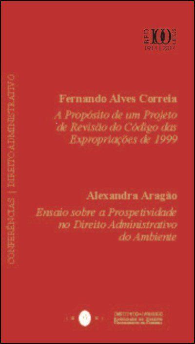 Cadernos do Centenário - Conferências: Direito Administrativo