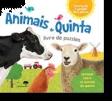 Animais da Quinta - Livro de Puzzles
