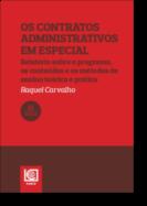 Os Contratos Administrativos Em Especial - Relatório sobre o programa, os conteúdos e os métodos de ensino teórico e prático