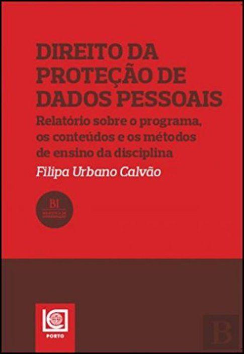 Direito da Proteção de Dados Pessoais
