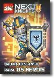 LEGO Nexo Knights: Não Há Descanso para os Heróis