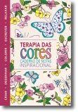 Terapia das Cores: caderno de notas inspiracional
