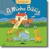 A Minha Bíblia: livro-puzzle