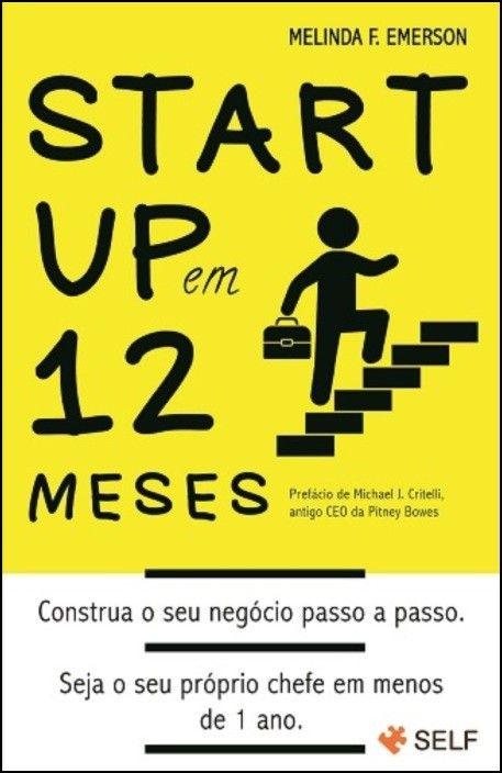 Startup em 12 Meses