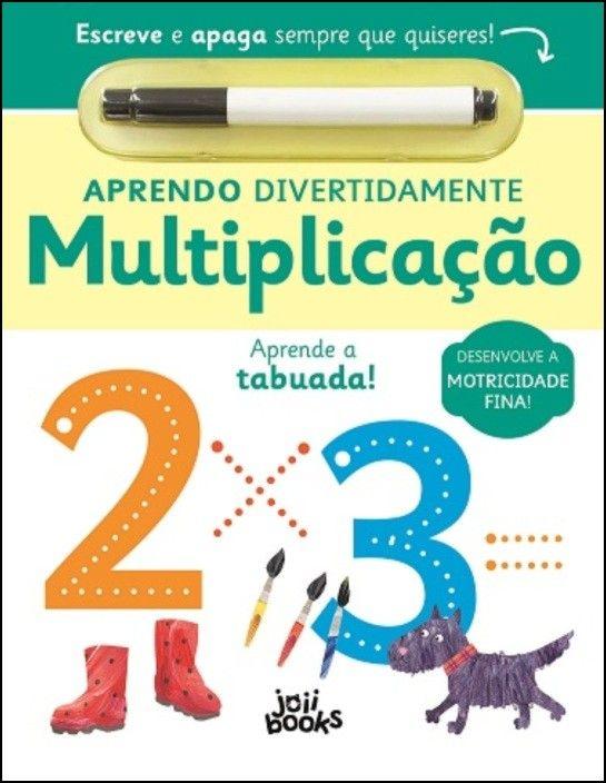 Aprendo Divertidamente - Multiplicação