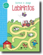 Escreve e Apaga - Labirintos