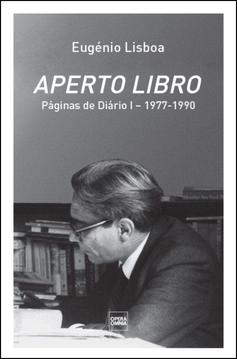 Aperto Libro - Páginas de Diário I - 1977-1990