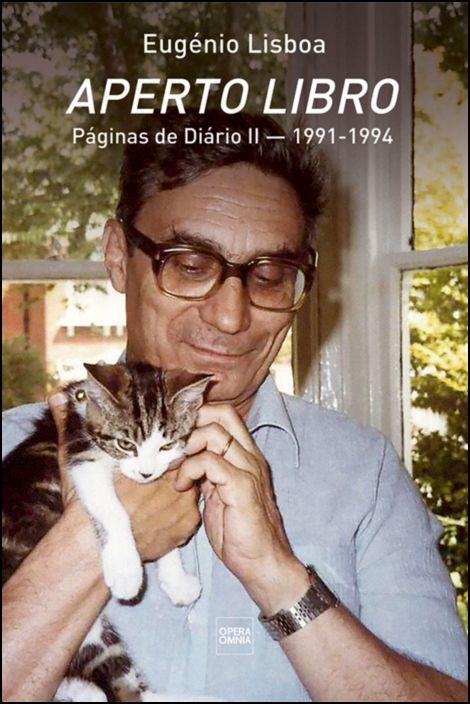 Aperto Libro - Páginas de Diário II- 1991-1994
