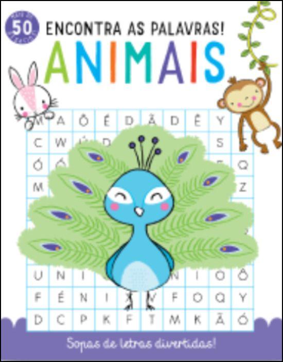 Encontra as Palavras! Animais