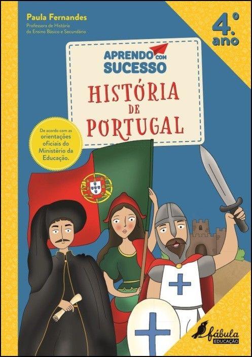 Aprendo com Sucesso - História de Portugal - 4.º Ano