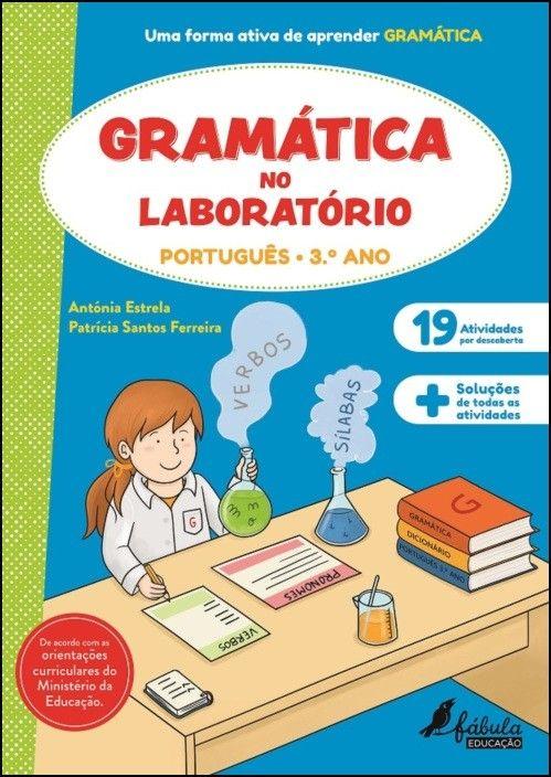 Gramática no Laboratório - 3.º Ano