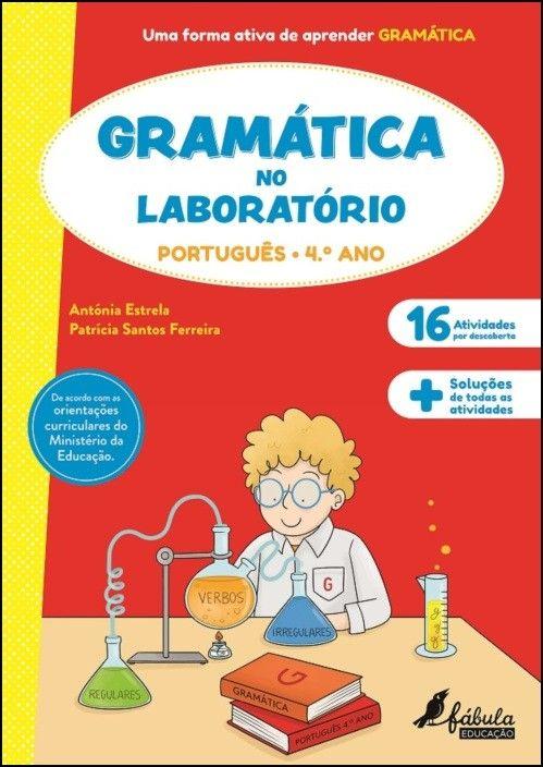 Gramática no Laboratório - 4.º Ano