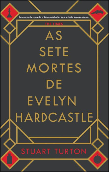 As Sete Mortes de Evelyn Hardcastle