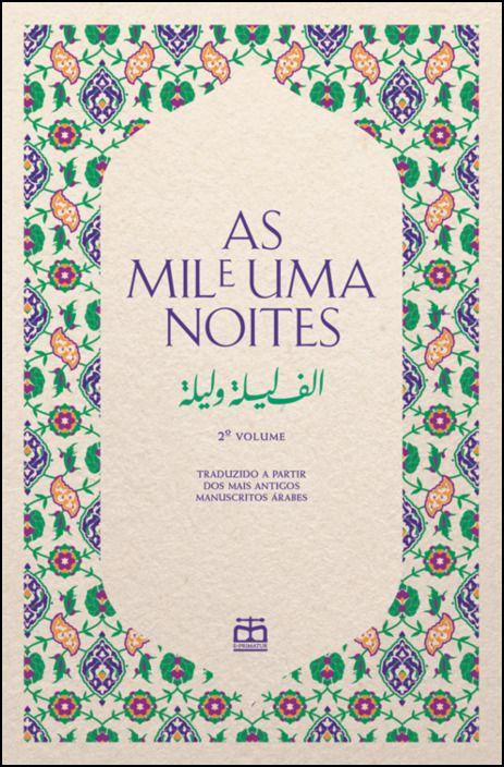 As Mil e Uma Noites, Volume 2