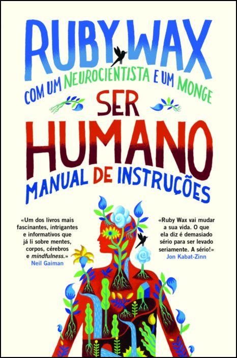 Ser Humano - Manual de Instruções