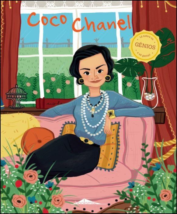 Génios 7: Coco Chanel