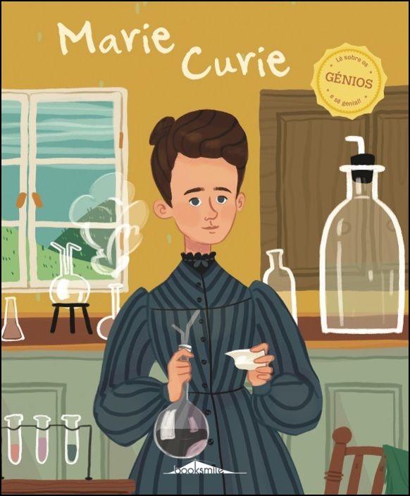 Génios 9: Marie Curie