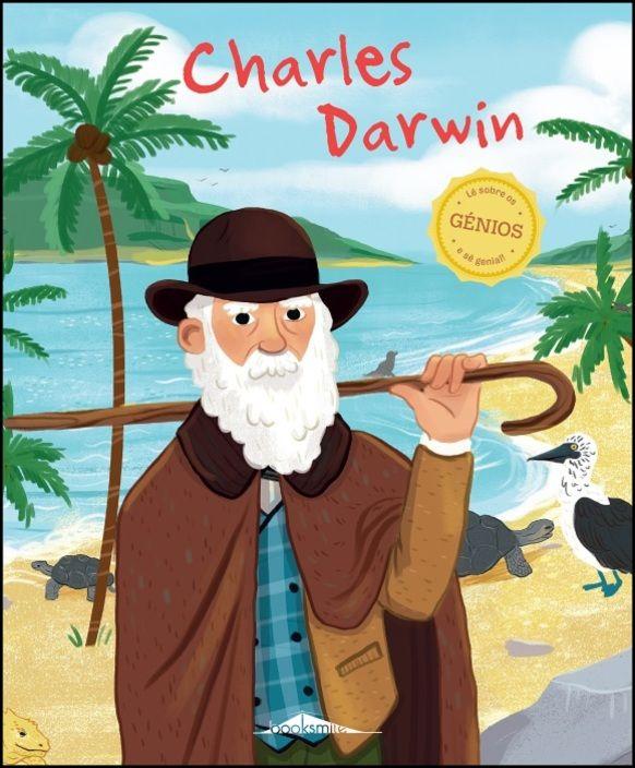 Génios 10: Charles Darwin