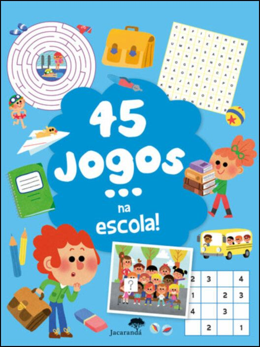 45 Jogos... na Escola!