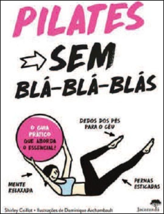 Pilates Sem Blá-Blá-Blás