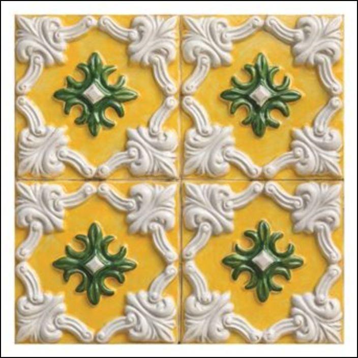 Azulejos - Padrões de Portugal - Portuguese Patterns