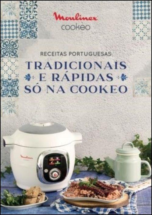 Receitas Portuguesas Tradicionais e Rápidas só na Cookeo