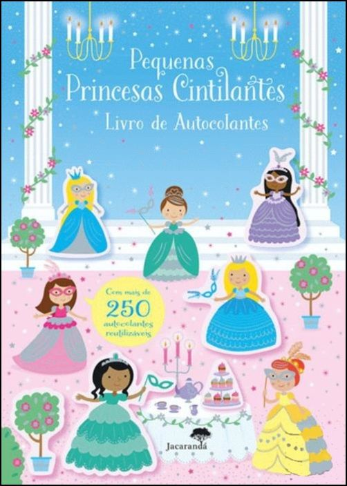 Pequenas Princesas Cintilantes