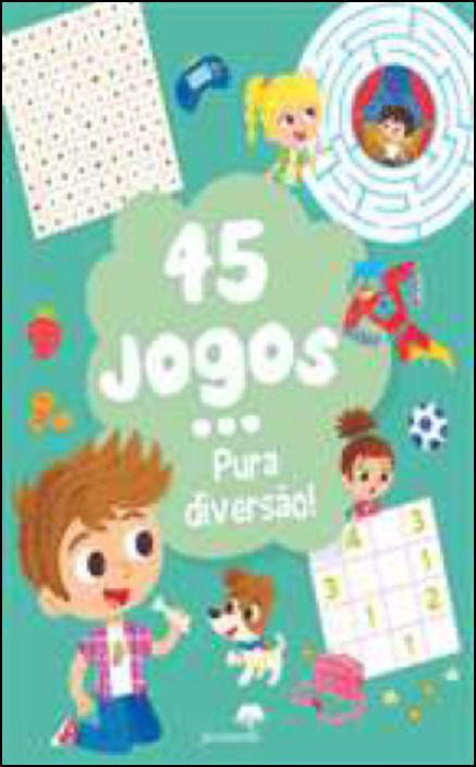 45 Jogos - Pura Diversão