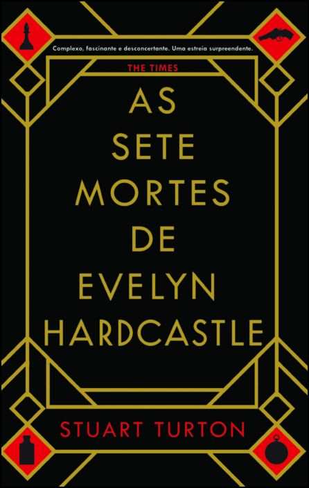 As Sete Mortes de Evelyn Hardcastle
