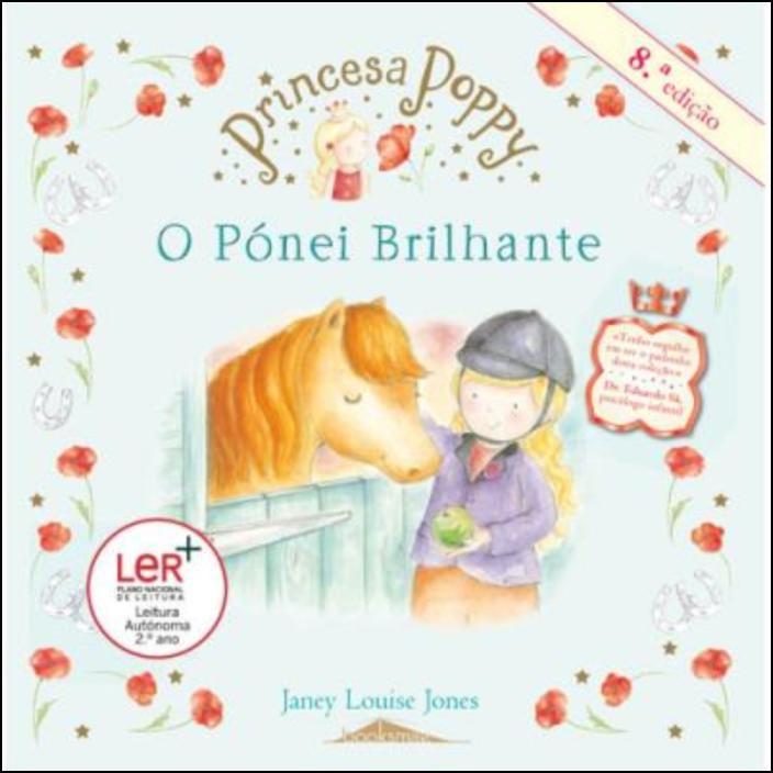 Princesa Poppy - O Pónei Brilhante