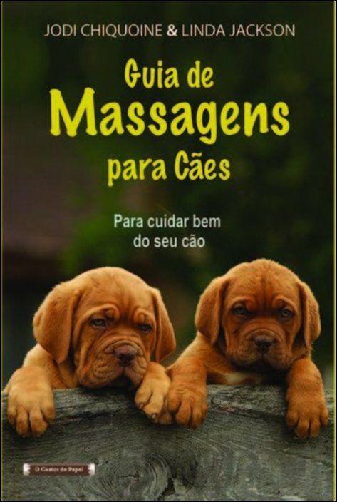 Guia de Massagens para Cães