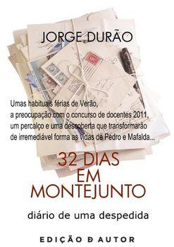 32 Dias em Montejunto - diário de uma despedida